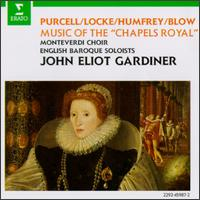 "Music of the ""Chapels Royal"" of England - Alistair Ross (harpsichord); Ashley Stafford (counter tenor); Charles Brett (counter tenor);..."