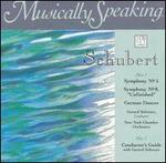 Musically Speaking: Schubert