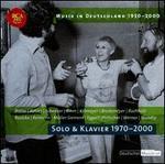 Musik in Deutschland 1950 - 2000, Vol. 30