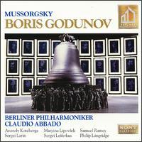 Mussorgsky: Boris Godunov - Albert Shagidullin (vocals); Alexander Fedin (vocals); Anatoly Kotcherga (vocals); Elena Zaremba (vocals);...