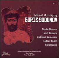 Mussorgsky: Boris Godunov - Alexander Vedernikov (vocals); Anton Diakov (vocals); Anton Grigoryev (vocals); Biserka Cvejic (vocals);...