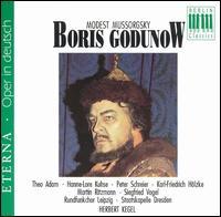 Mussorgsky: Boris Godunow  [Highlights] - Hanne-Lore Kuhse (soprano); Karl Friedrich Holzke (tenor); Martin Ritzmann (tenor); Roswitha Trexler (soprano);...