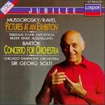Mussorgsky: Pictures at an Exhibition/Bartok: Concerto for Orchestra