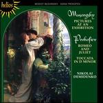 Mussorgsky: Pictures at an Exhibition; Prokofiev: Romeo & Juliet; Toccata