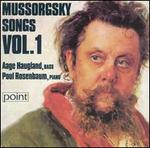 Mussorgsky: Songs Vol. 1