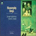 Mussorgsky Songs, Volume Two