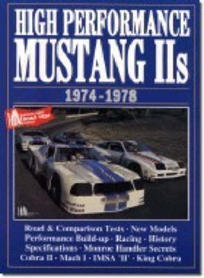 Mustang II High Performance 1974-78 - Clarke, R. M.