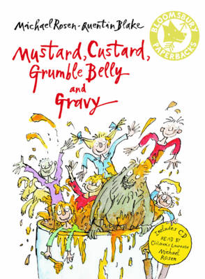Mustard, Custard, Grumble Belly and Gravy - Rosen, Michael (Read by)