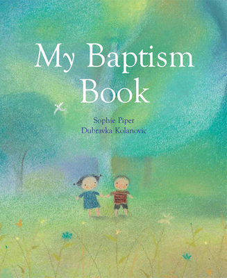 My Baptism Book - Piper, Sophie