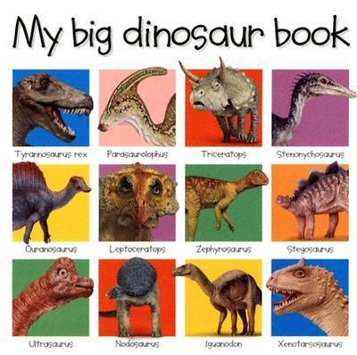 My Big Dinosaur Book - Priddy Books (Creator)