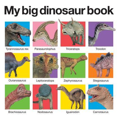 My Big Dinosaur Book - Priddy, Roger