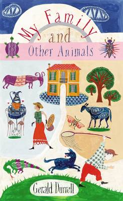 my family and other animals Alison flood: a family holiday on the greek island of paxos was the perfect setting for my first encounter with hermit crabs and a classic tale.