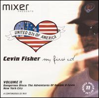 My First CD - Cevin Fisher