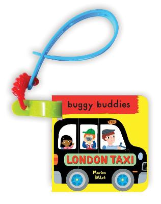 My First London Taxi Buggy Buddy: Buggy Buddies -