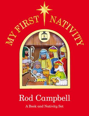 My First Nativity Set - Campbell, Rod