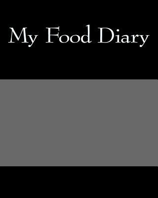 My Food Diary - Books, Health & Fitness