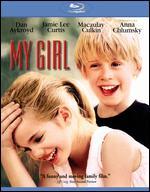 My Girl [Includes Digital Copy] [UltraViolet] [Blu-ray] - Howard Zieff