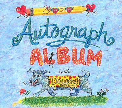 My Heart 2 Heart Autograph Album -