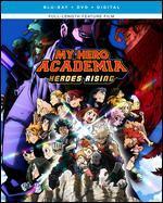 My Hero Academia: Heroes Rising [Includes Digital Copy] [Blu-ray/DVD]