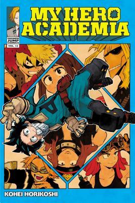My Hero Academia, Vol. 12, 12 - Horikoshi, Kohei
