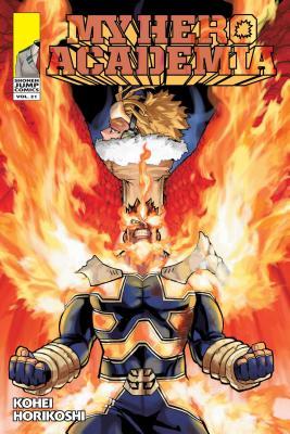 My Hero Academia, Vol. 21 - Horikoshi, Kohei