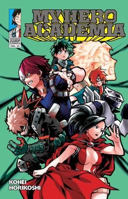 My Hero Academia, Vol. 22, 22 - Horikoshi, Kohei