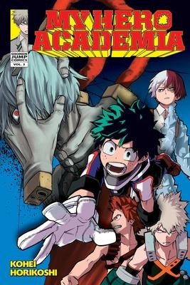 My Hero Academia, Vol. 3, 3 - Horikoshi, Kohei