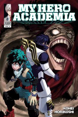 My Hero Academia, Vol. 6, 6 - Horikoshi, Kohei