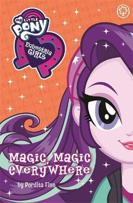 My Little Pony: Equestria Girls: Magic, Magic Everywhere - Finn, Perdita, and My Little Pony
