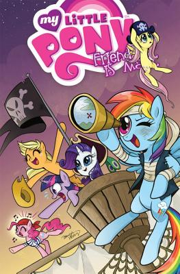 My Little Pony: Friendship Is Magic Volume 4 - Nuhfer, Heather
