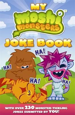 My Moshi Monster Joke Book. -