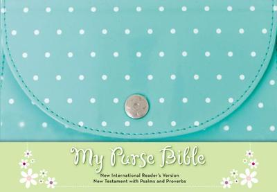 My Purse Bible New Testament with Psalms and Proverbs-NIRV-Snap Closure - Zondervan