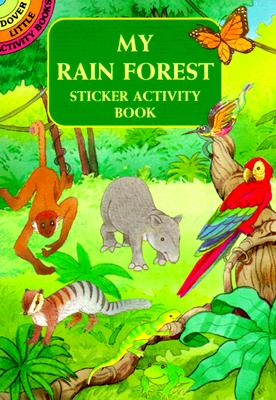 My Rain Forest Sticker Activity Book - Beylon, Cathy, and Activity Books