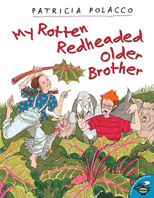 My Rotten Redheaded Older Brother -