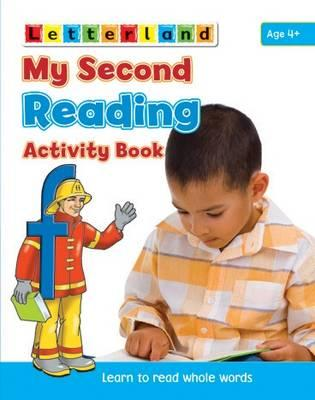 My Second Reading Activity Book: Learn to Read Whole Words - Freese, Gudrun, and Munton, Gill