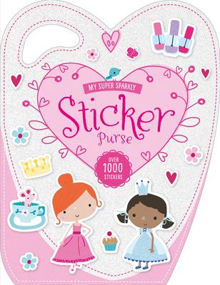 My Super Sparkly Sticker Purse - Make Believe Ideas Ltd