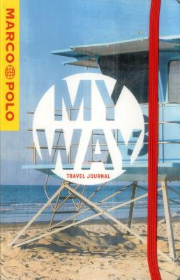 MY WAY Travel Journal (Beach Cover) - Marco Polo