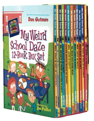 My Weird School Daze 12-Book Box Set: Books 1-12 - Gutman, Dan