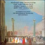 Myslivecek; Viotti; Schubert; Spohr: for Violin