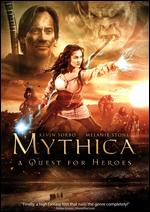 Mythica: A Quest for Heroes - Anne Black