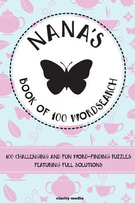 Nana's Book of Wordsearch - Clarity Media