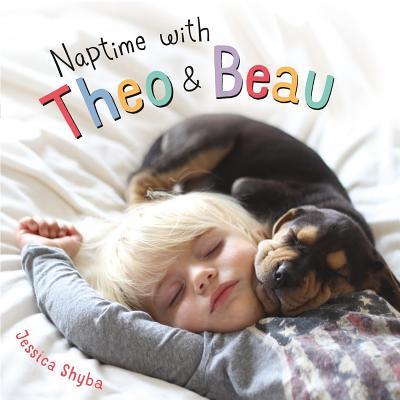 Naptime with Theo and Beau - Shyba, Jessica