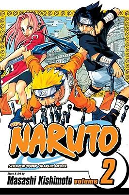 Naruto, Volume 2 - Masashi, Kishimoto (Illustrator)
