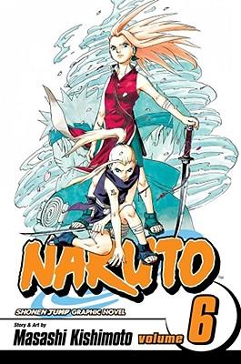 Naruto, Volume 6 -