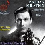 Nathan Milstein Collection Vol. 1
