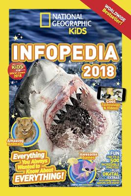 National Geographic Kids Infopedia 2018 - National Geographic Kids