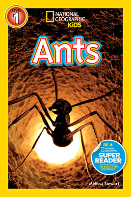 National Geographic Readers: Ants - Stewart, Melissa
