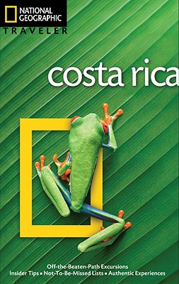 National Geographic Traveler Costa Rica - Baker, Christopher P