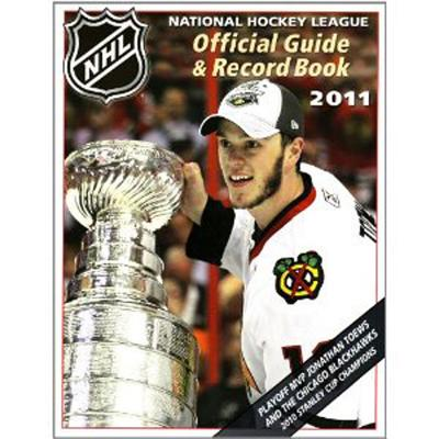 National Hockey League Official Guide & Record Book 2011 - National Hockey League, and Diamond, Dan (Editor)