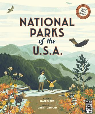 National Parks of the USA - Siber, Kate